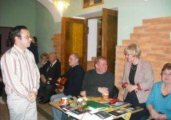 Poetycki wieczór u emerytów - spotkanie z Miłoszem Wrzesińskim