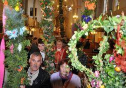 Niedziela Palmowa i IV Niemczański Jarmark Wielkanocny